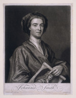 MEZZOTINT of John Smith