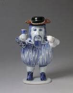 FIGURE of No-body with a drinking glass