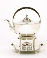 KETTLE AND STAND