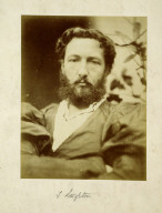 PHOTOGRAPH of Lord Leighton