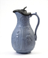JUG commemorating the International Exhibition of 1862
