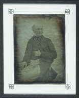 PHOTOGRAPH 'Self Portrait of Horatio Ross'