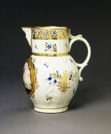 CABBAGE LEAF' or 'Dutch' jug