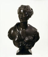 BUST of Mary Salmon