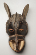 Elephant Mask (vi)