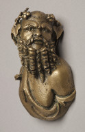 Silenus Bust for a Couch