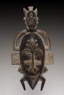 Female Mask (kpeli-yebe)