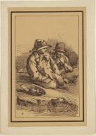 Rustic Figures: Two Boys