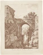 Cascata e Ponte di St. Rocco a Tivoli