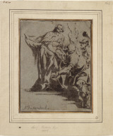 A Scene from Classical Mythology