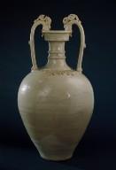 Amphora (Ping) with Dragon Handles