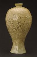 Jar with Peony Scroll and Lotus Petals