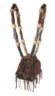 Ceremonial Necklace Worn by Ifa Priest