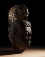 Head of a Bodhisattva (Pusa)