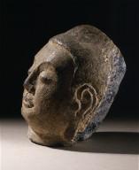 Head of a Buddha (Fotuo)