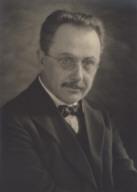 Portrait of Dr. D. J. Ruzicka