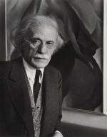 Alfred Stieglitz at An American Place, New York