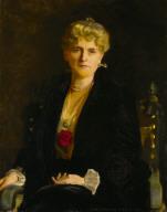 Portrait of Mrs. C. J. Martin