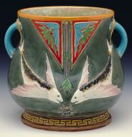 Aquarian flower pot