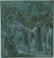 Unsuccessful Attempt to Transport the Body of St. Dionysius to Milan