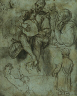 A Lute Player and Other Studies