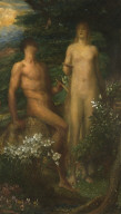 Adam and Eve before the Temptation