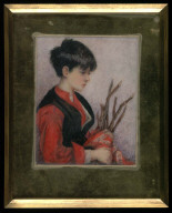 Boy in Peasant Costume