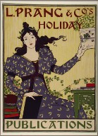 L. Prang & Co's Holiday Publications