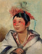 Aú-nah-kwet-to-hau-páy-o, One Sitting in the Clouds, a Boy