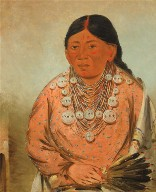 A'h-tee-wát-o-mee, a Woman