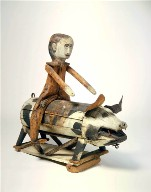 Killingworth Image, Man on a Hog