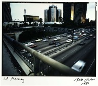 L. A. Freeway, from the Los Angeles Documentary Project