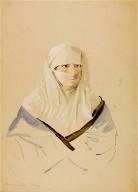 Turkish Lady of Brusa