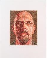 Self-Portrait/Scribble/Etching