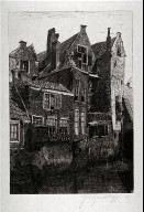 Old Houses in Dordrecht
