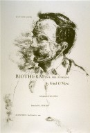 Title page, first plate in the portfolio Biotherm (for Bill Berkson) by Frank O'Hara (San Francisco: Arion Press, 1990)
