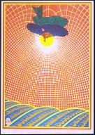 "San Francisco Rock Poster: Family Dog Productions, ""Sky Web,"" Charlatans; Buddy Guy; Avalon Ballroom, 9/22-24/67"