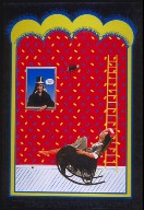 "San Francisco Rock Poster: Family Dog Productions, ""Rocking Chair,"" Genesis; Mother Earth; Avalon Ballroom, 1/19-21/68"