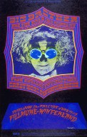 San Francisco Rock Poster: Bill Graham Presents, Big Brother and the Holding Company; Crazy World of Arthur Brown; Fillmore Auditorium, 6/13/68; Winterland, 6/14-15/68
