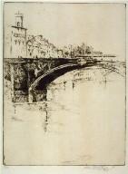 Trinita Bridge, Florence