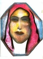 Untitled (Woman's head)
