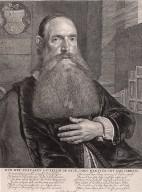 Portrait of Guilliam de Ryck