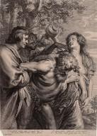 Silenus (after Van Dyck)