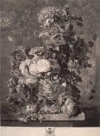 A Flower Piece (after Jan van Huysum)