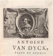 Portrait of Van Dyck
