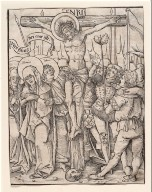 Crucifixion Early 16th Century