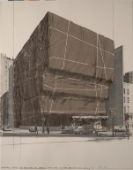 Whitney Museum Wrapped