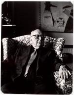 Portrait of Virgil Thomson