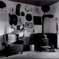 Judy Wright's Living Room, Springville, New York