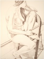 from the Portfolio Six Lithographs Drawn from Life